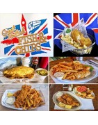 Best Fish & Chips Delivery Sevilla - Offers & Discounts for Fish & Chips Sevilla